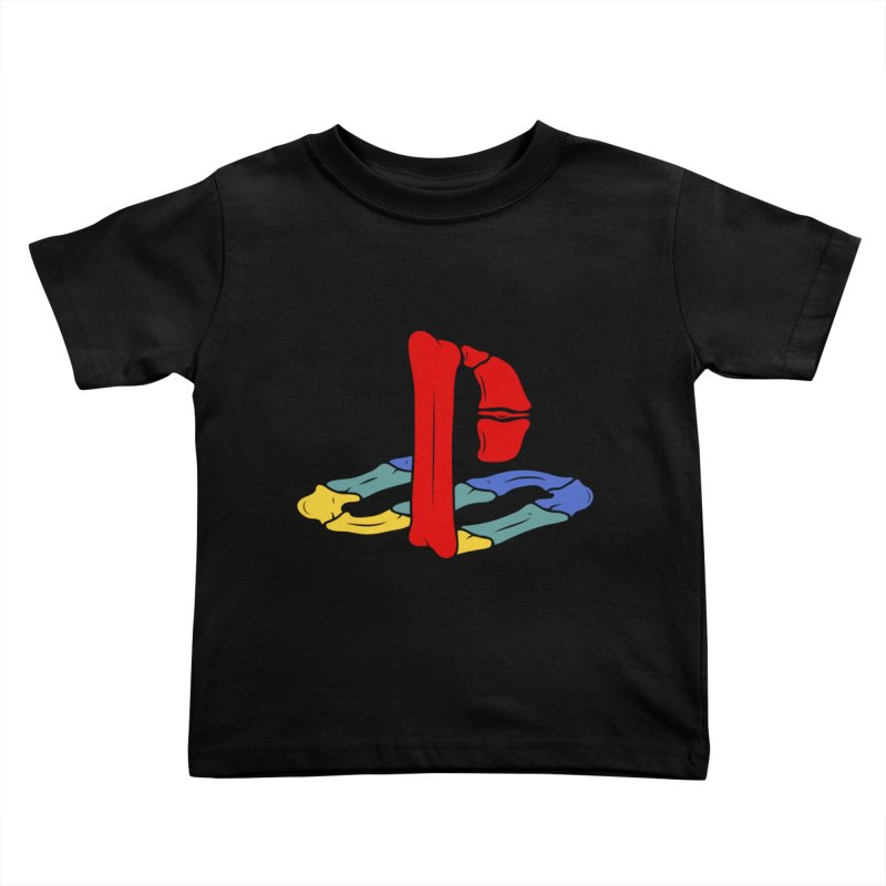 HCKD_PSX Kids Toddler T-Shirt by UNDEAD MISTER