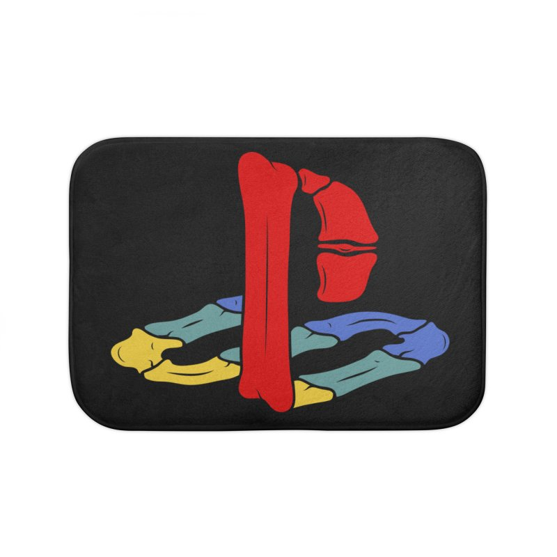 HCKD_PSX Home Bath Mat by UNDEAD MISTER
