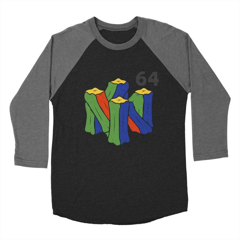 HCKD_N64 Women's Longsleeve T-Shirt by UNDEAD MISTER