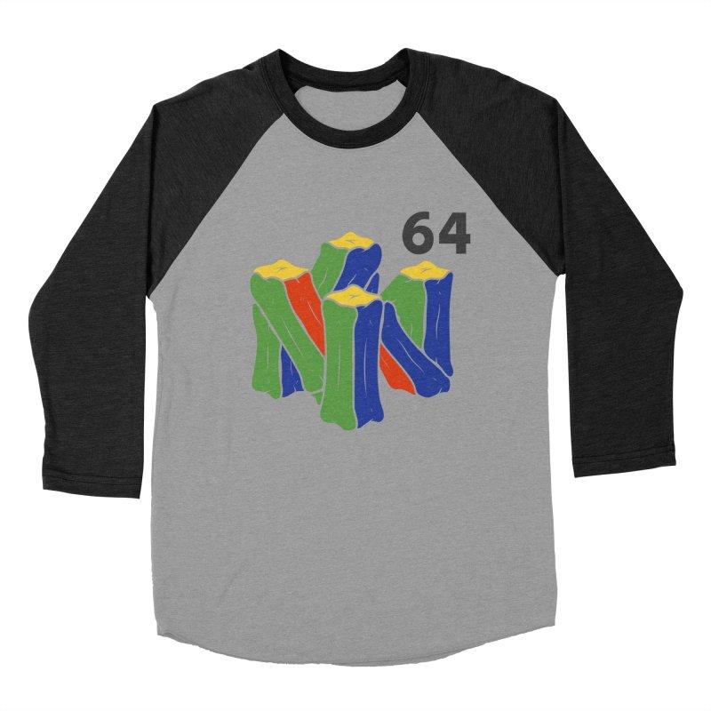 HCKD_N64 Men's Longsleeve T-Shirt by UNDEAD MISTER