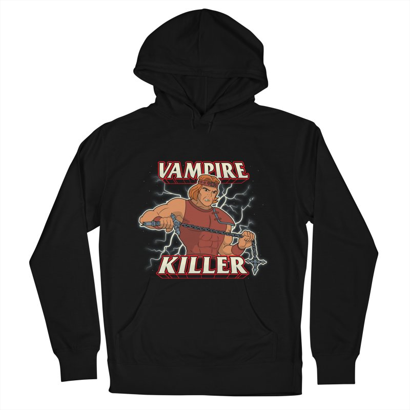 VAMPIRE KILLER Men's Pullover Hoody by UNDEAD MISTER