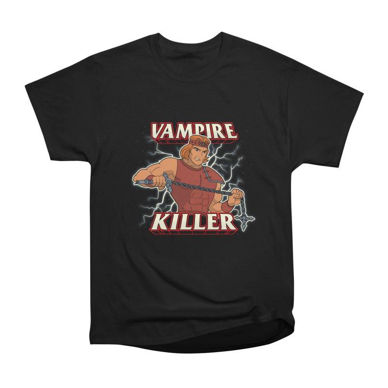 VAMPIRE KILLER Women's T-Shirt by UNDEAD MISTER