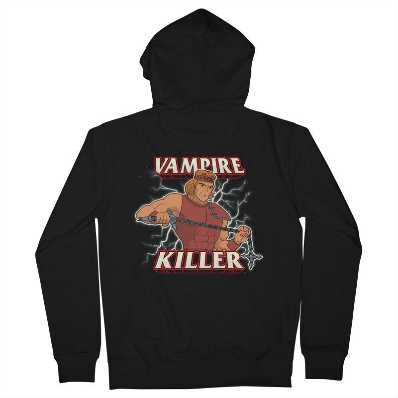 VAMPIRE KILLER Women's Zip-Up Hoody by UNDEAD MISTER