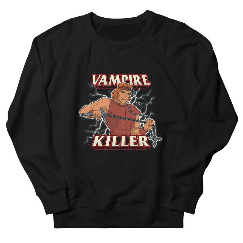 VAMPIRE KILLER Women's Sweatshirt by UNDEAD MISTER