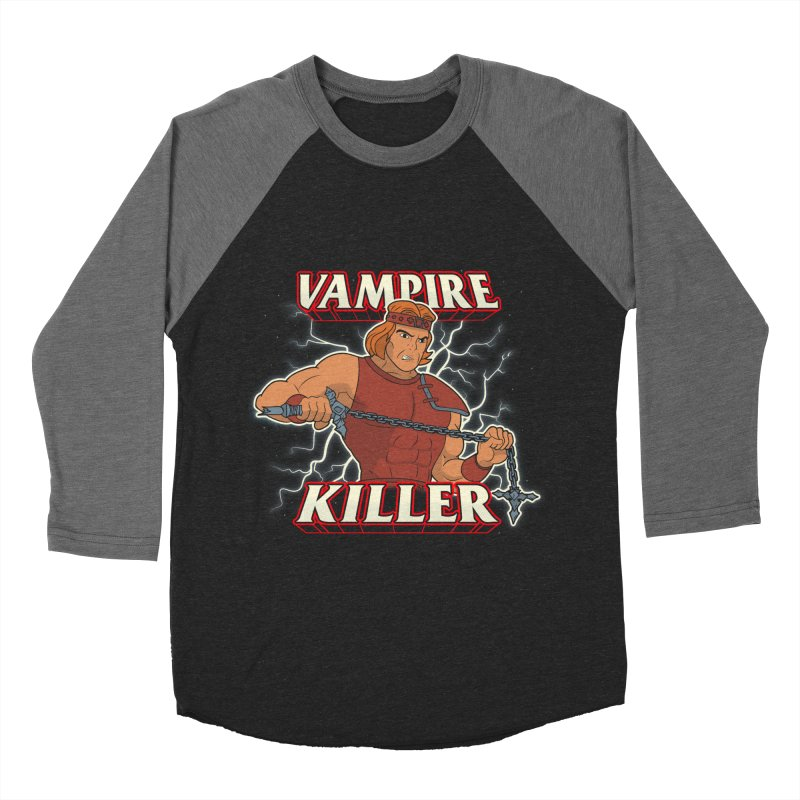 VAMPIRE KILLER Women's Longsleeve T-Shirt by UNDEAD MISTER