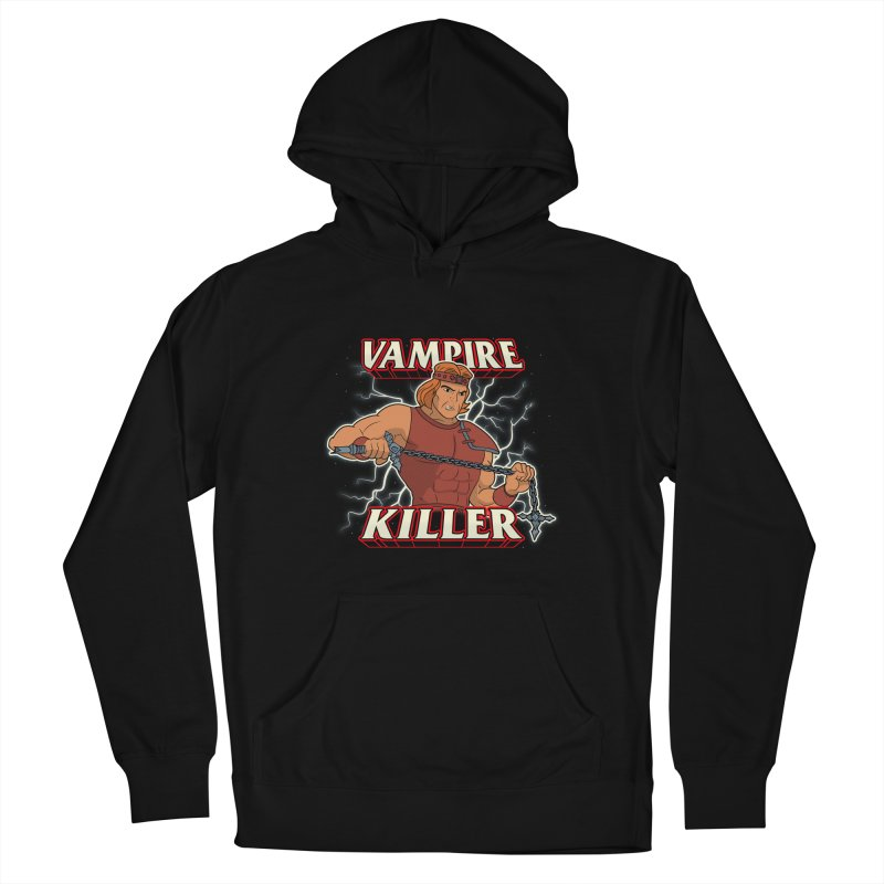 VAMPIRE KILLER Men's Pullover Hoody by UNDEAD MISTER
