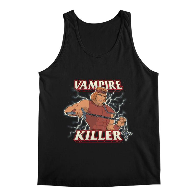 VAMPIRE KILLER Men's Regular Tank by UNDEAD MISTER