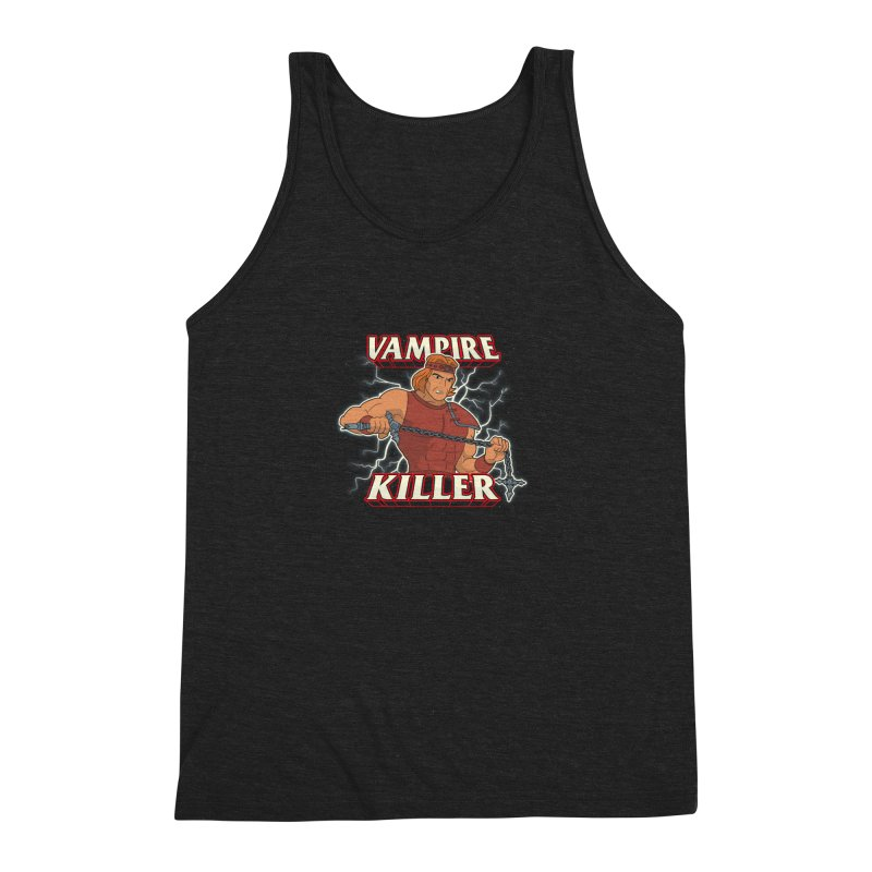 VAMPIRE KILLER Men's Tank by UNDEAD MISTER
