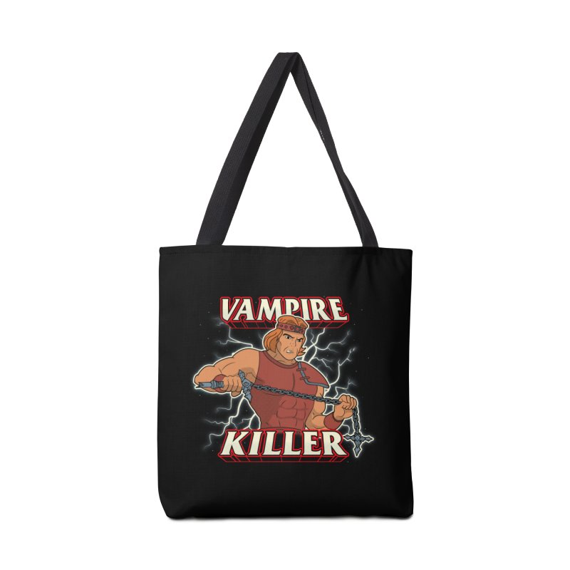 VAMPIRE KILLER Accessories Tote Bag Bag by UNDEAD MISTER