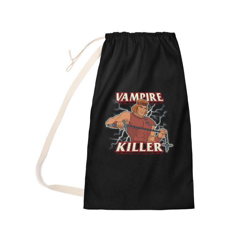 VAMPIRE KILLER Accessories Laundry Bag Bag by UNDEAD MISTER