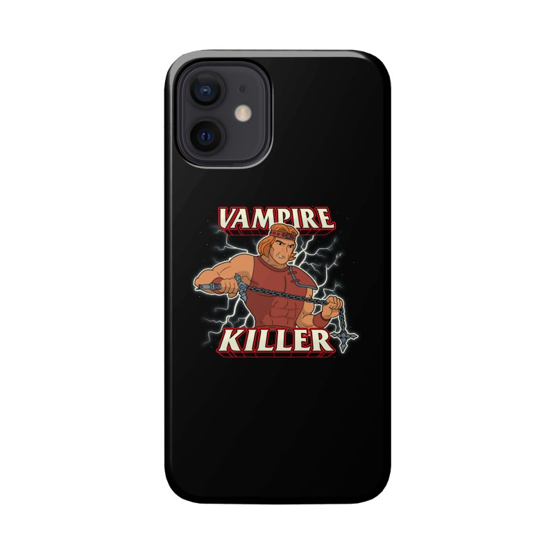 VAMPIRE KILLER Accessories Phone Case by UNDEAD MISTER