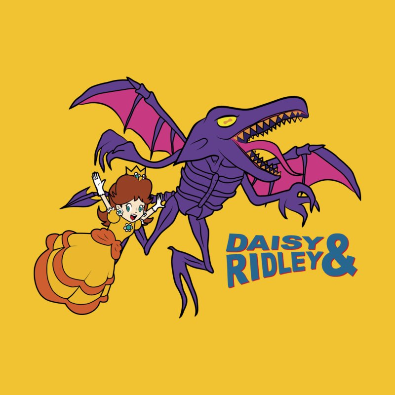 DAISY & RIDELY Kids Baby T-Shirt by UNDEAD MISTER