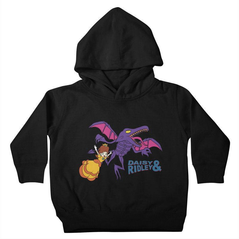 DAISY & RIDELY Kids Toddler Pullover Hoody by UNDEAD MISTER