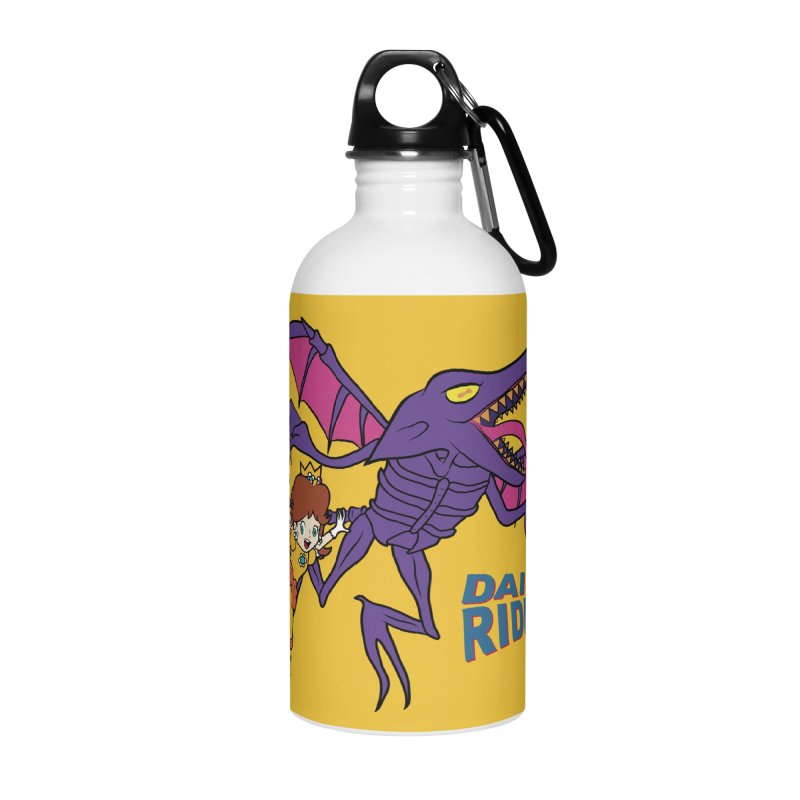 DAISY & RIDELY Accessories Water Bottle by UNDEAD MISTER
