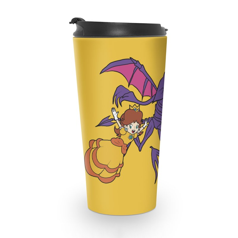 DAISY & RIDELY Accessories Travel Mug by UNDEAD MISTER