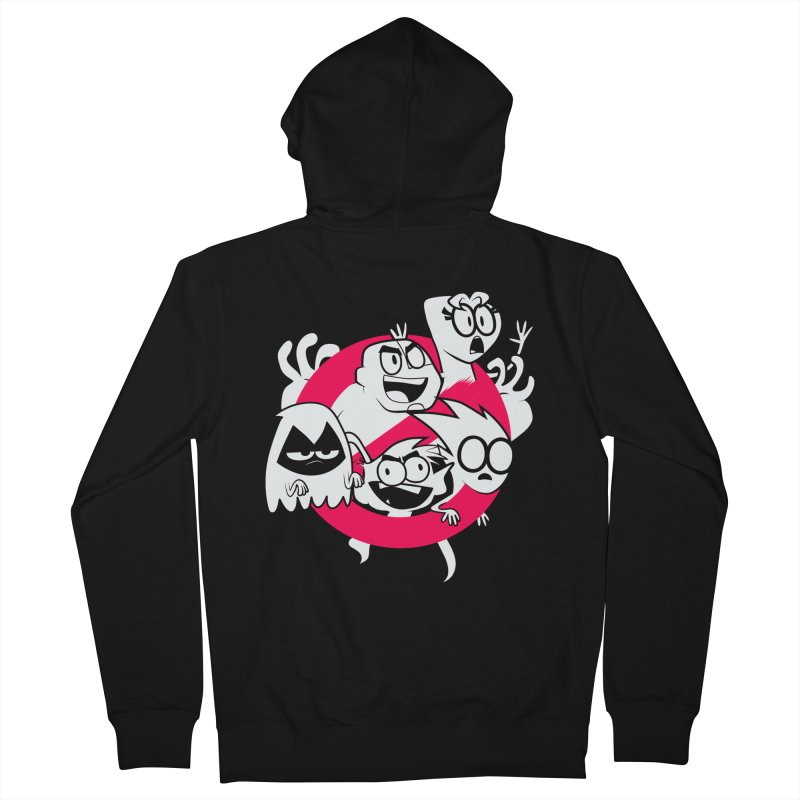 Ghoul Titans Ghouls! Women's Zip-Up Hoody by UNDEAD MISTER