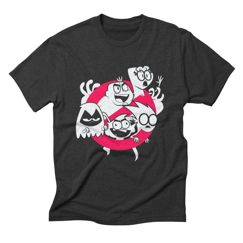 Ghoul Titans Ghouls! Men's T-Shirt by UNDEAD MISTER