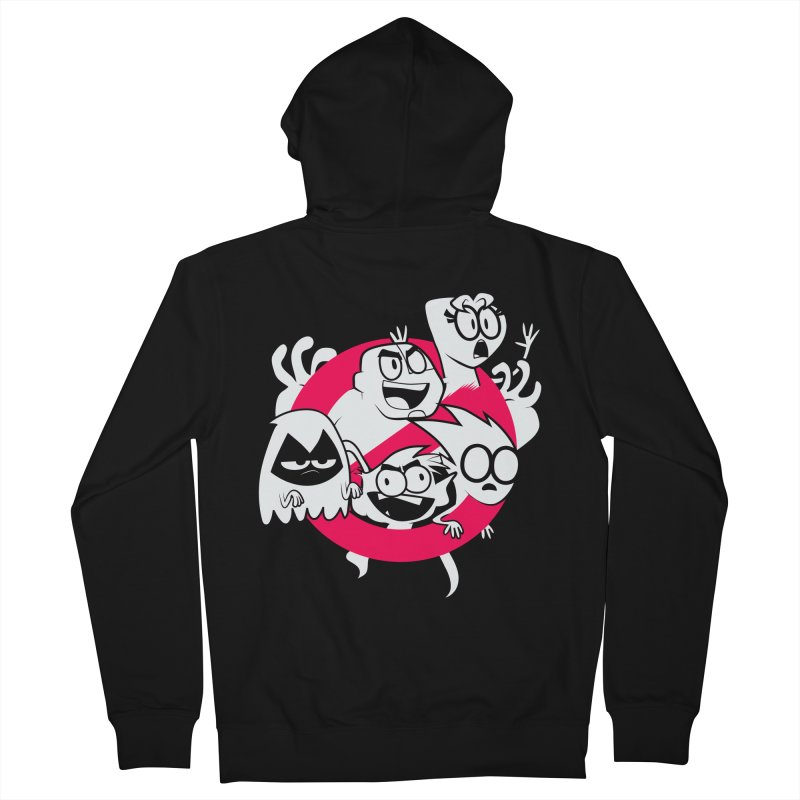 Ghoul Titans Ghouls! Women's French Terry Zip-Up Hoody by UNDEAD MISTER