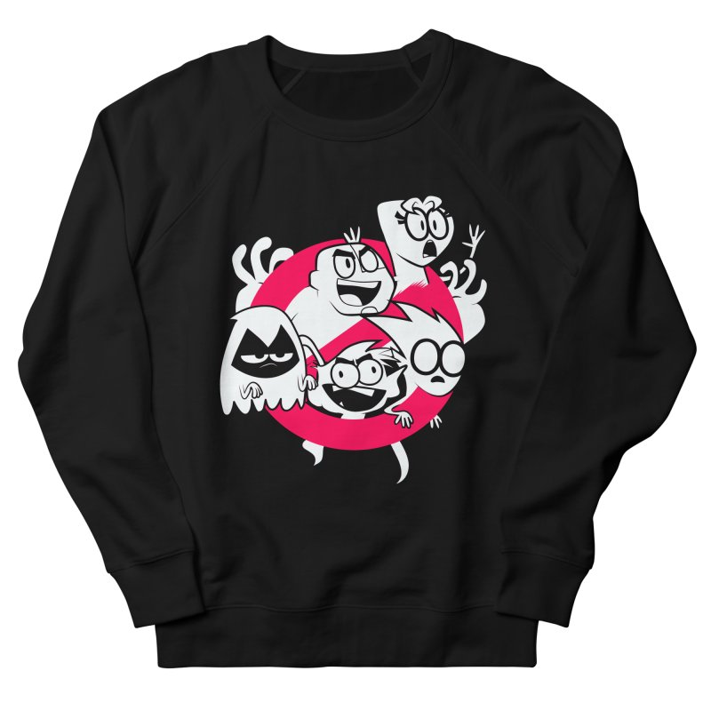 Ghoul Titans Ghouls! Men's French Terry Sweatshirt by UNDEAD MISTER