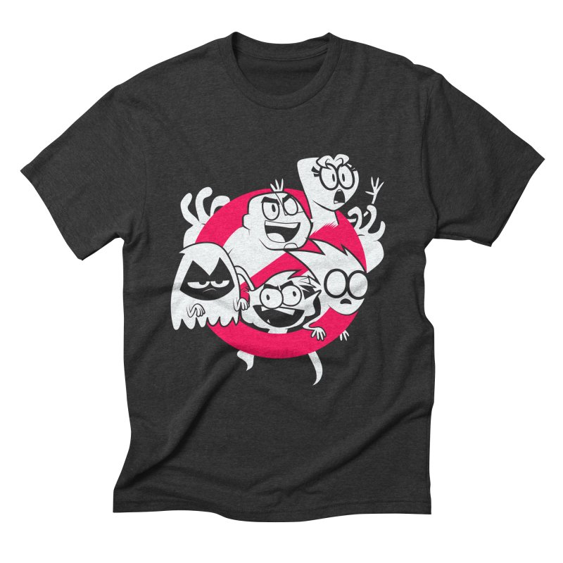 Ghoul Titans Ghouls! Men's Triblend T-Shirt by UNDEAD MISTER