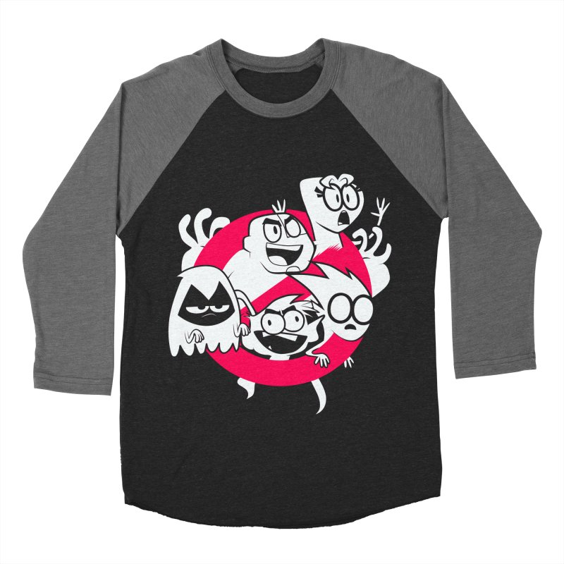 Ghoul Titans Ghouls! Women's Baseball Triblend Longsleeve T-Shirt by UNDEAD MISTER