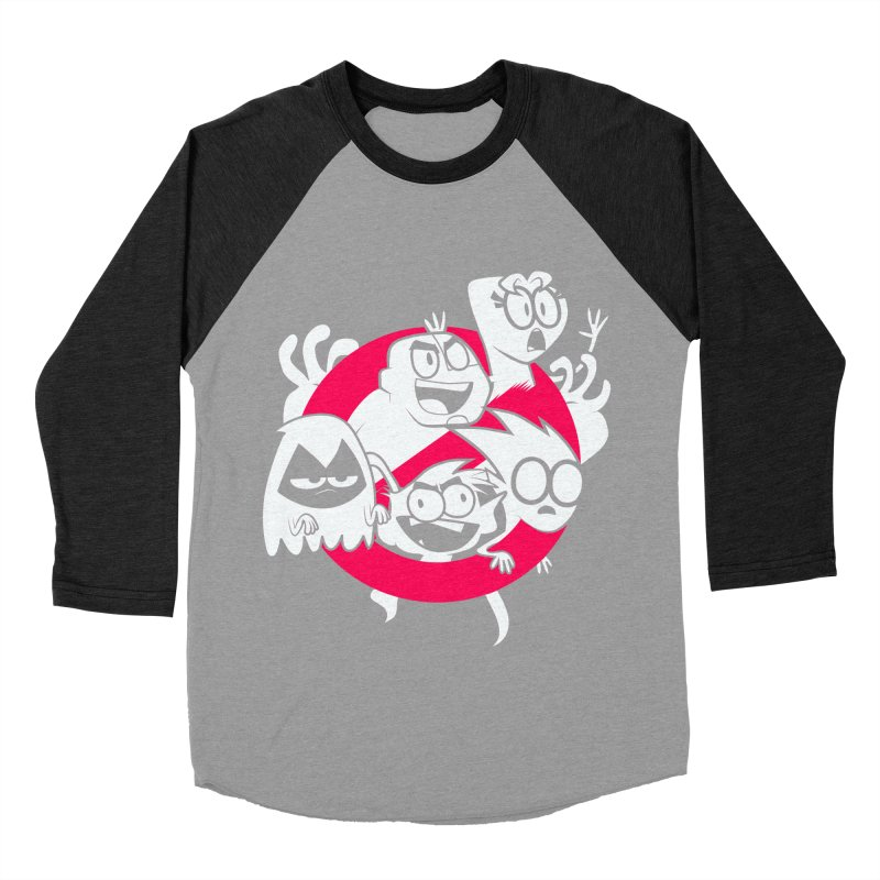 Ghoul Titans Ghouls! Men's Baseball Triblend Longsleeve T-Shirt by UNDEAD MISTER