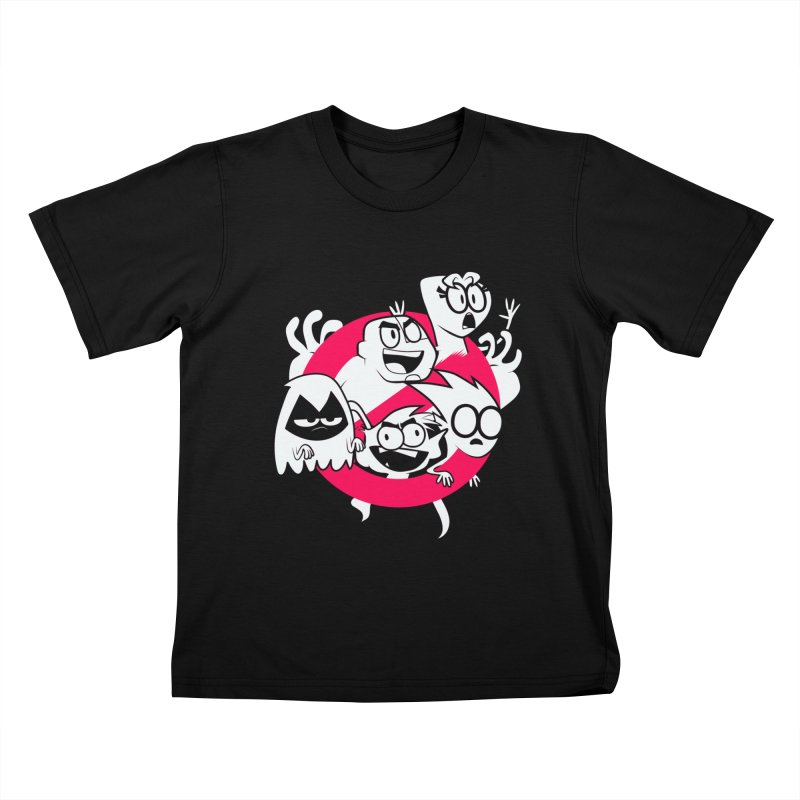 Ghoul Titans Ghouls! Kids T-Shirt by UNDEAD MISTER
