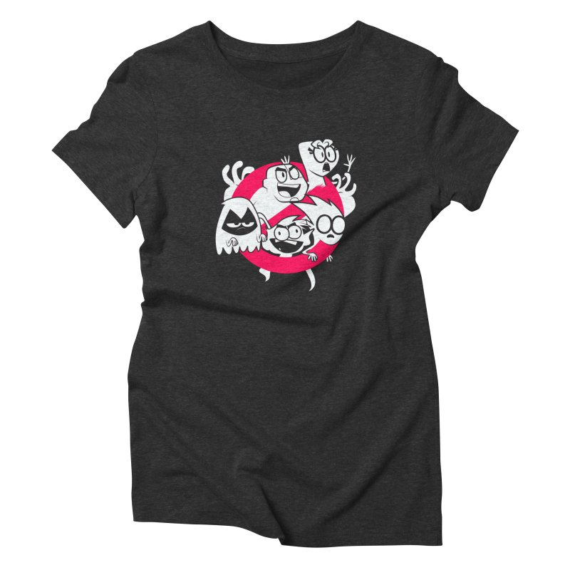 Ghoul Titans Ghouls! Women's T-Shirt by UNDEAD MISTER