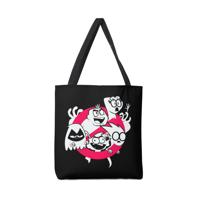 Ghoul Titans Ghouls! Accessories Tote Bag Bag by UNDEAD MISTER