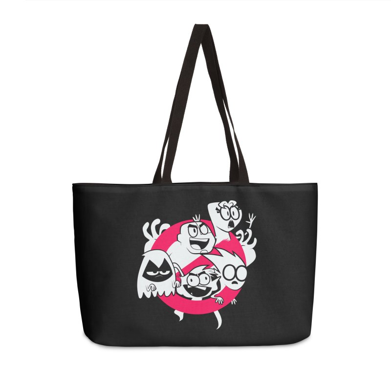 Ghoul Titans Ghouls! Accessories Weekender Bag Bag by UNDEAD MISTER