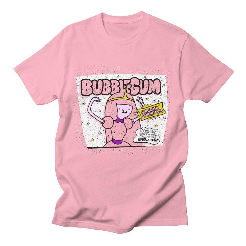 Bubble Gum, Gum! Men's T-Shirt by UNDEAD MISTER