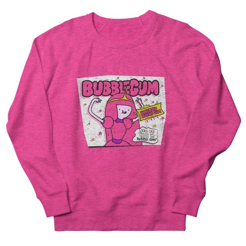 Bubble Gum, Gum! Women's Sweatshirt by UNDEAD MISTER