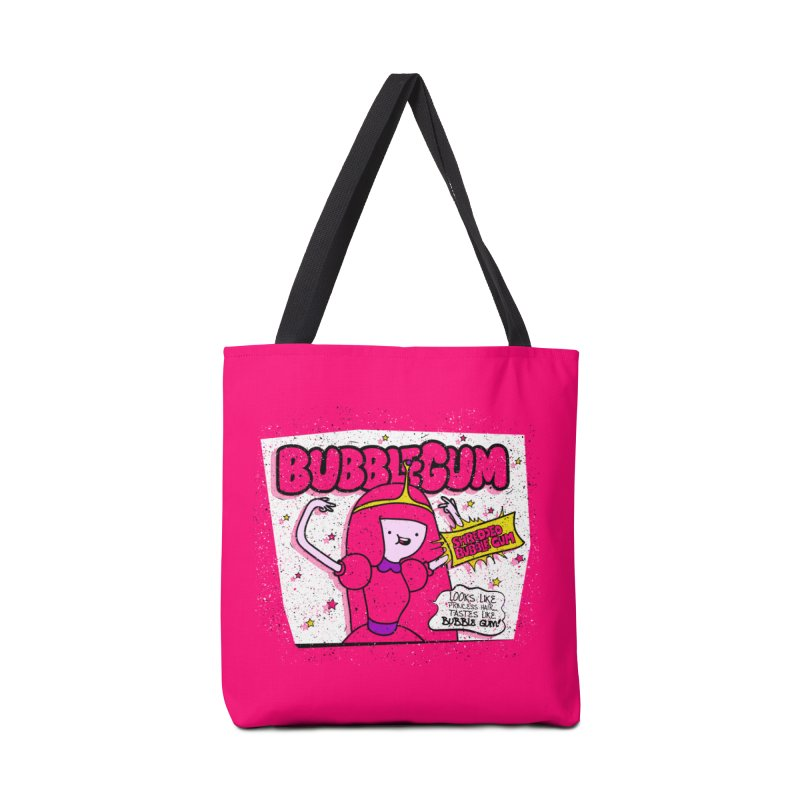 Bubble Gum, Gum! Accessories Tote Bag Bag by UNDEAD MISTER