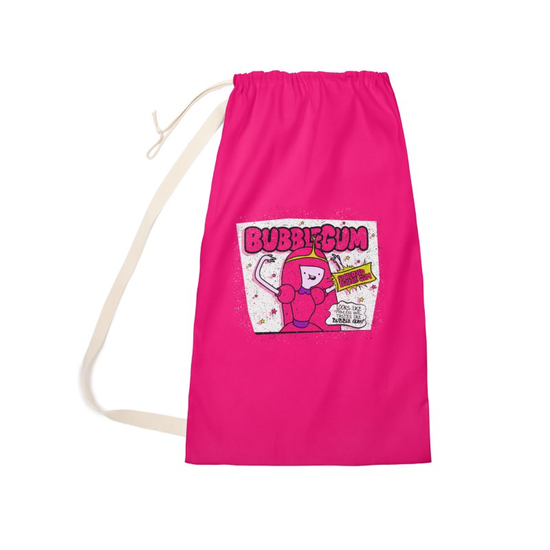 Bubble Gum, Gum! Accessories Laundry Bag Bag by UNDEAD MISTER