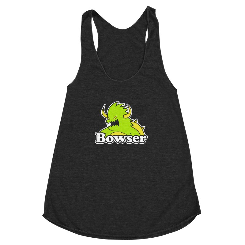 Bowser. Women's Tank by UNDEAD MISTER
