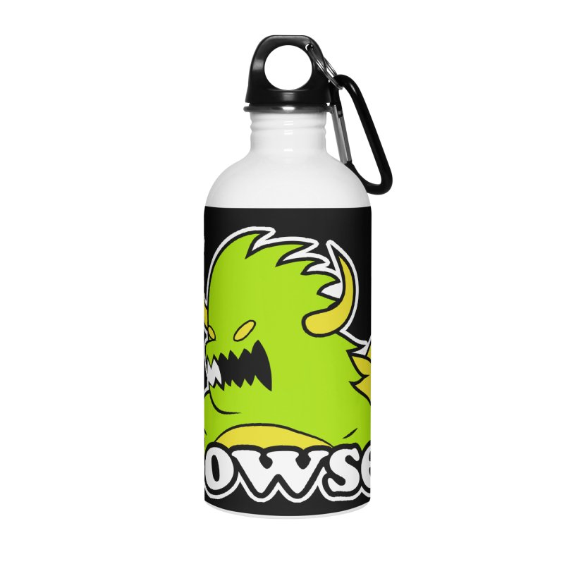 Bowser. Accessories Water Bottle by UNDEAD MISTER