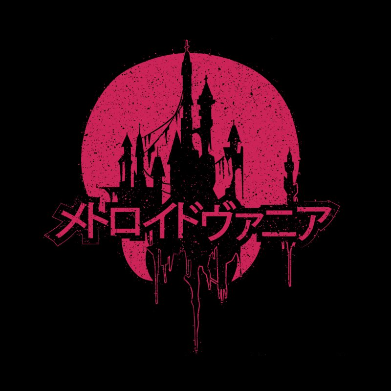 METROIDVANIA Women's T-Shirt by UNDEAD MISTER