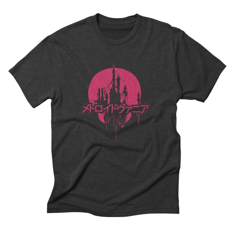 METROIDVANIA Men's T-Shirt by UNDEAD MISTER