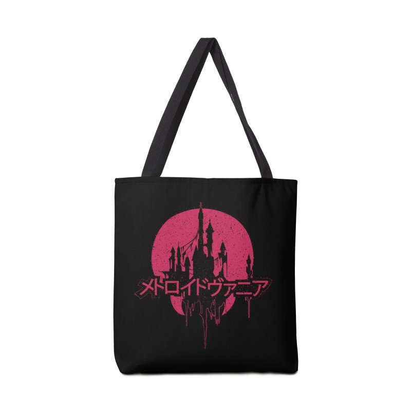 METROIDVANIA Accessories Tote Bag Bag by UNDEAD MISTER