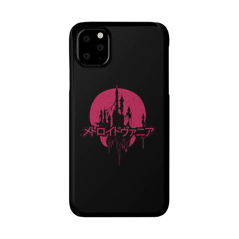METROIDVANIA Accessories Phone Case by UNDEAD MISTER