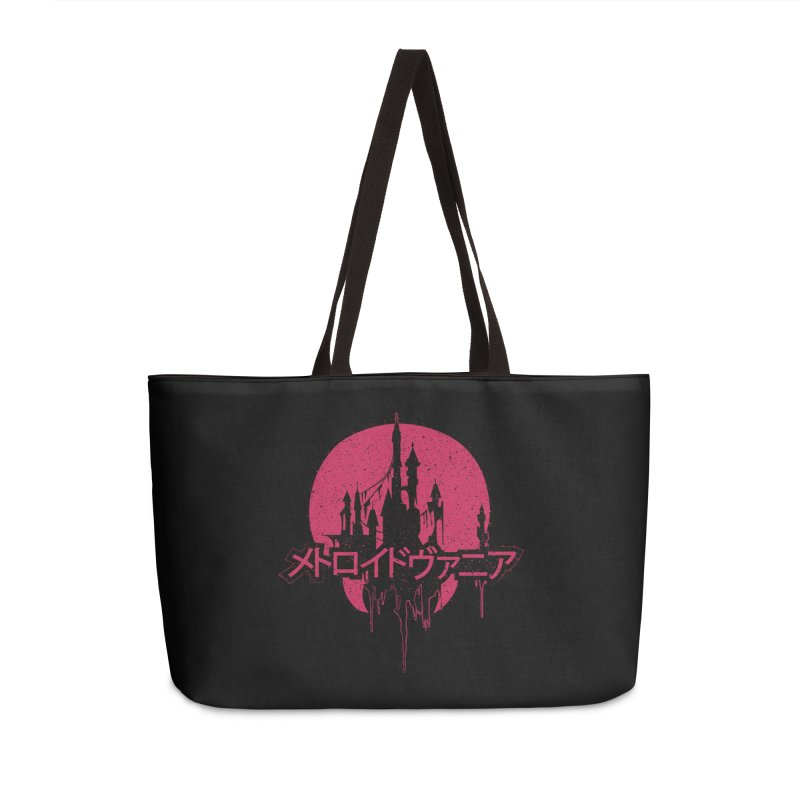 METROIDVANIA Accessories Weekender Bag Bag by UNDEAD MISTER