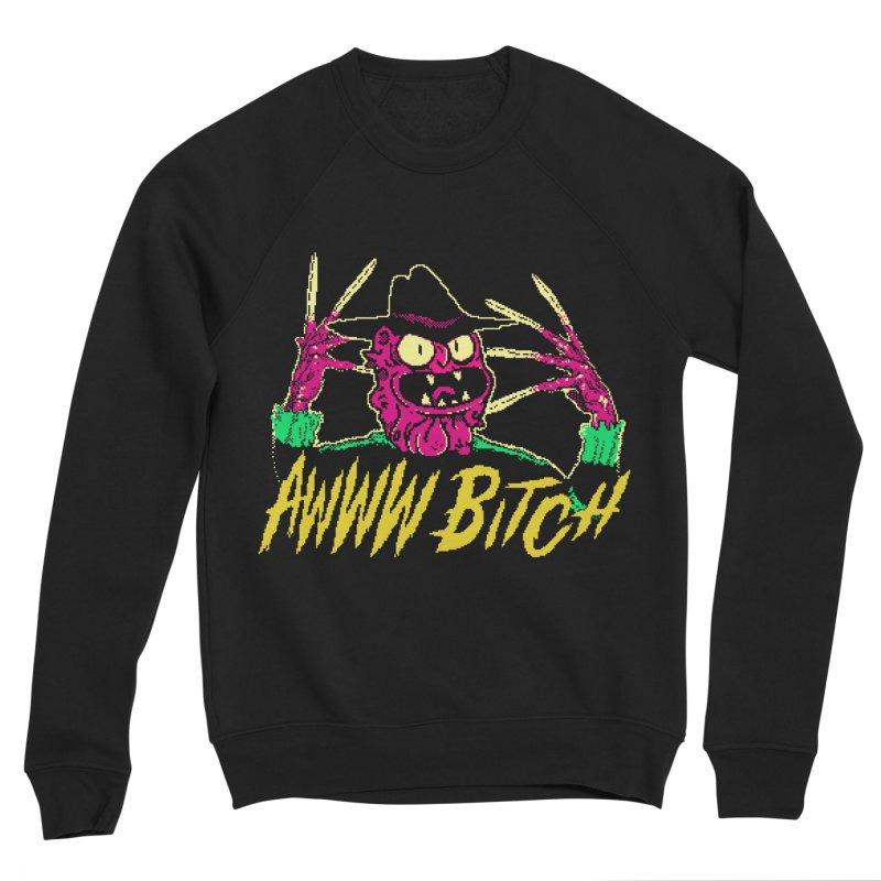 AWWW Men's Sweatshirt by UNDEAD MISTER