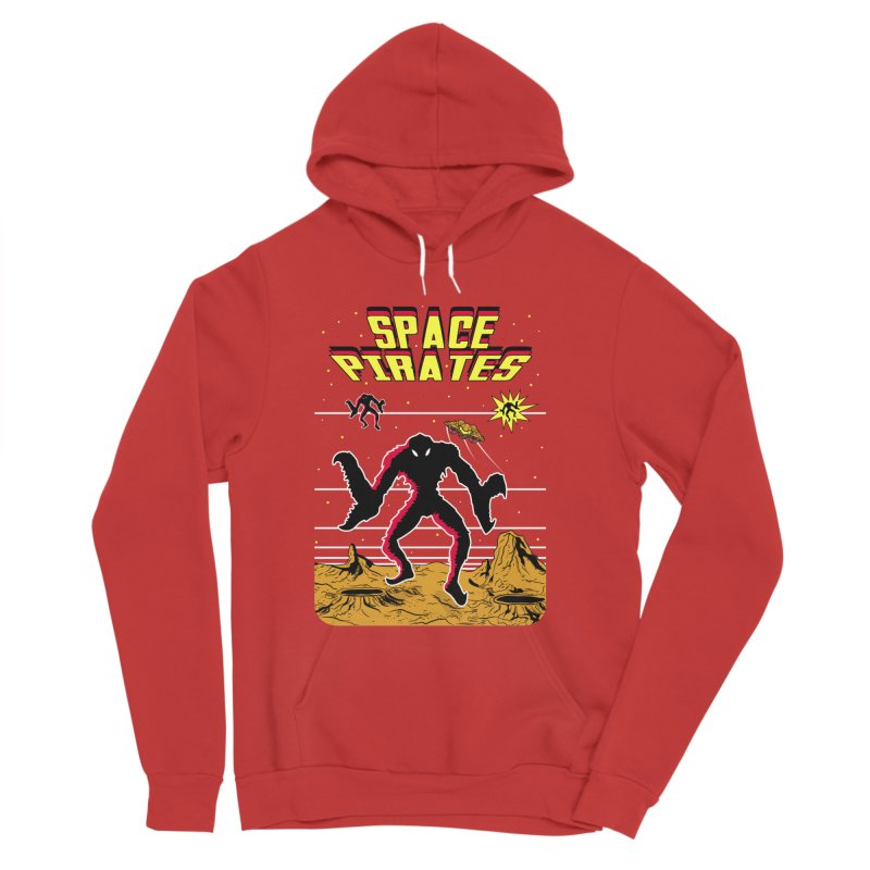 SPACE PIRATES Men's Pullover Hoody by UNDEAD MISTER