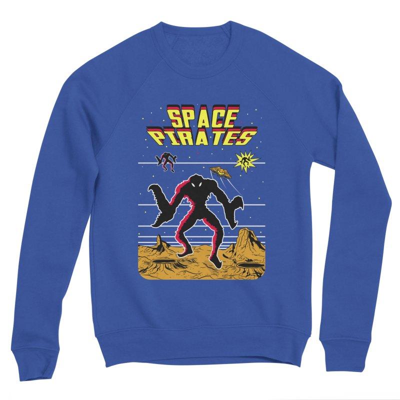 SPACE PIRATES Men's Sponge Fleece Sweatshirt by UNDEAD MISTER
