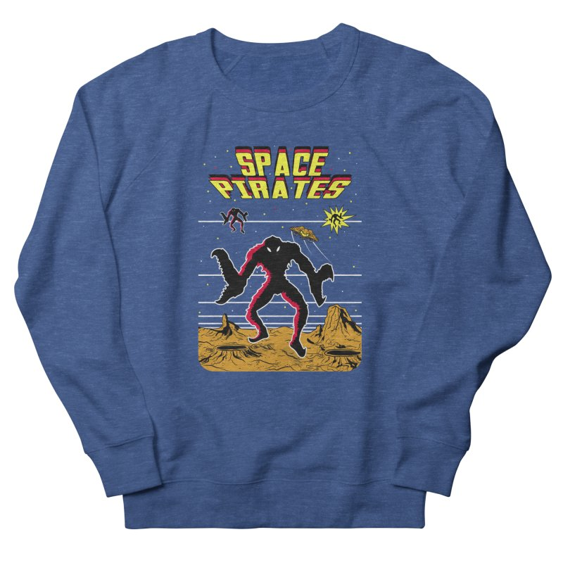 SPACE PIRATES Women's Sweatshirt by UNDEAD MISTER