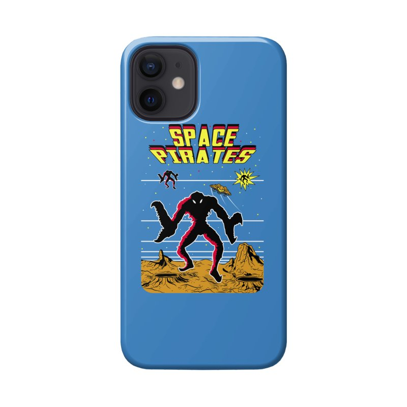 SPACE PIRATES Accessories Phone Case by UNDEAD MISTER