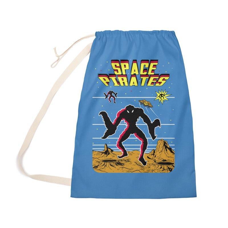 SPACE PIRATES Accessories Bag by UNDEAD MISTER