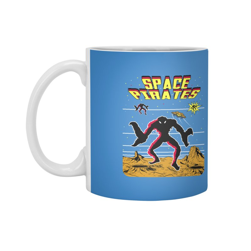 SPACE PIRATES Accessories Mug by UNDEAD MISTER