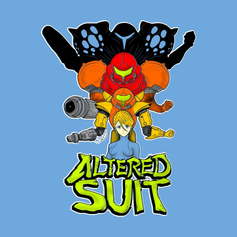 Altered Suit Women's Longsleeve T-Shirt by UNDEAD MISTER