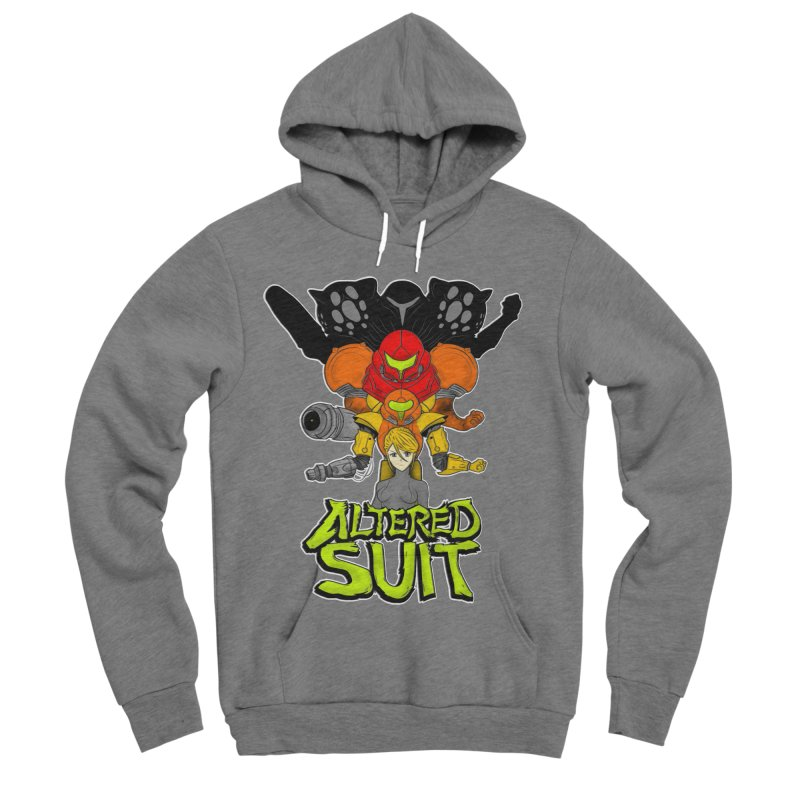 Altered Suit Men's Pullover Hoody by UNDEAD MISTER